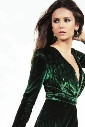 Nina Dobrev - Photoshoot for Ocean Drive