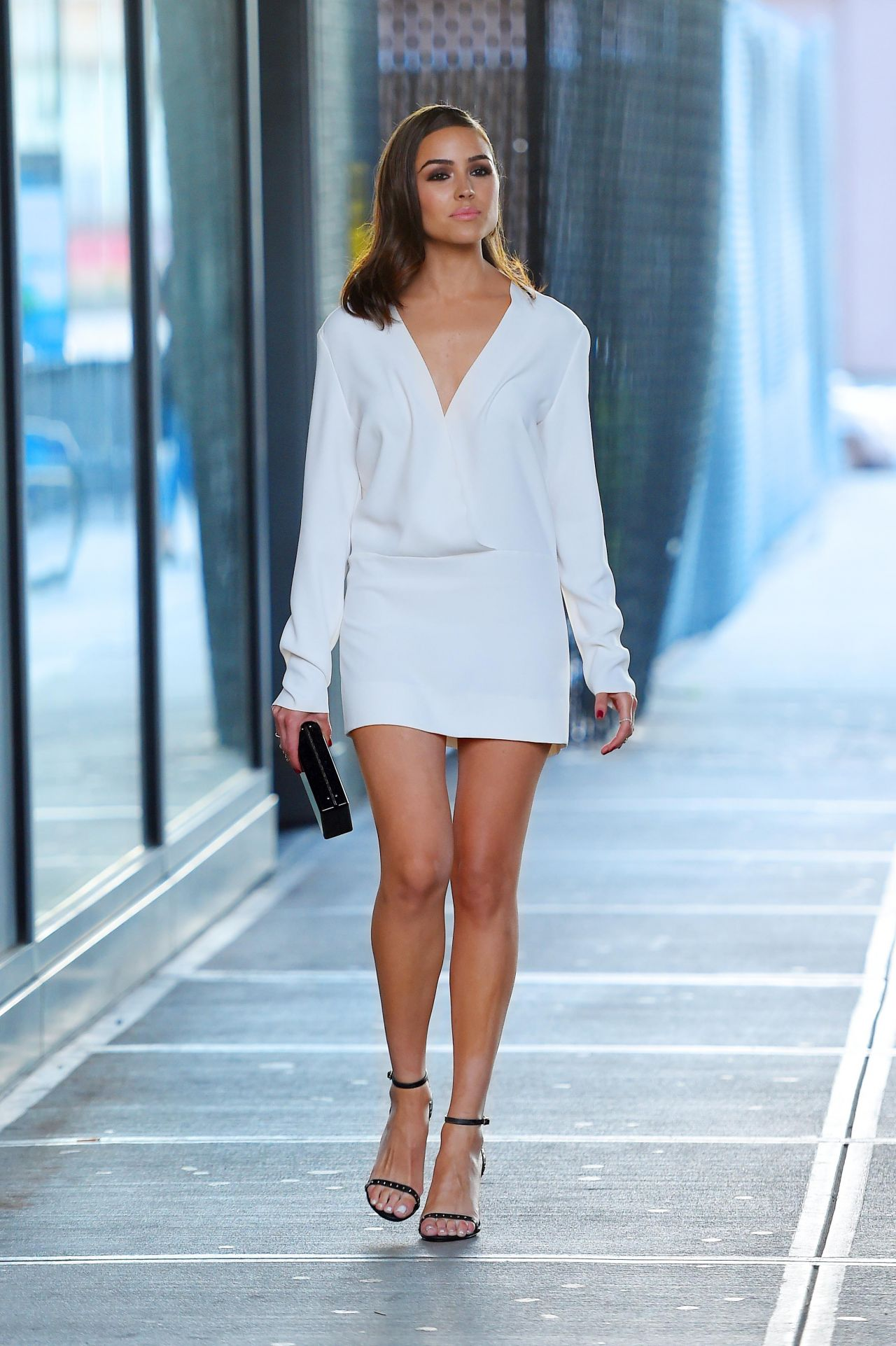 Olivia Culpo People Stylewatch Party In New York City