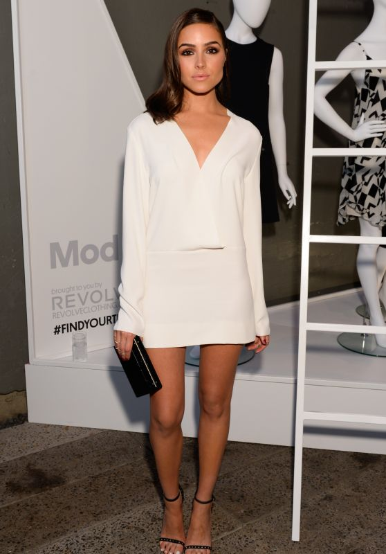 Olivia Culpo - StyleWatch and Revolve Celebrate the September Fall Fashion Issue in NYC