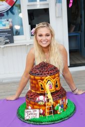 Olivia Holt - 18th Birthday Party Hosted by Nintendo in Malibu