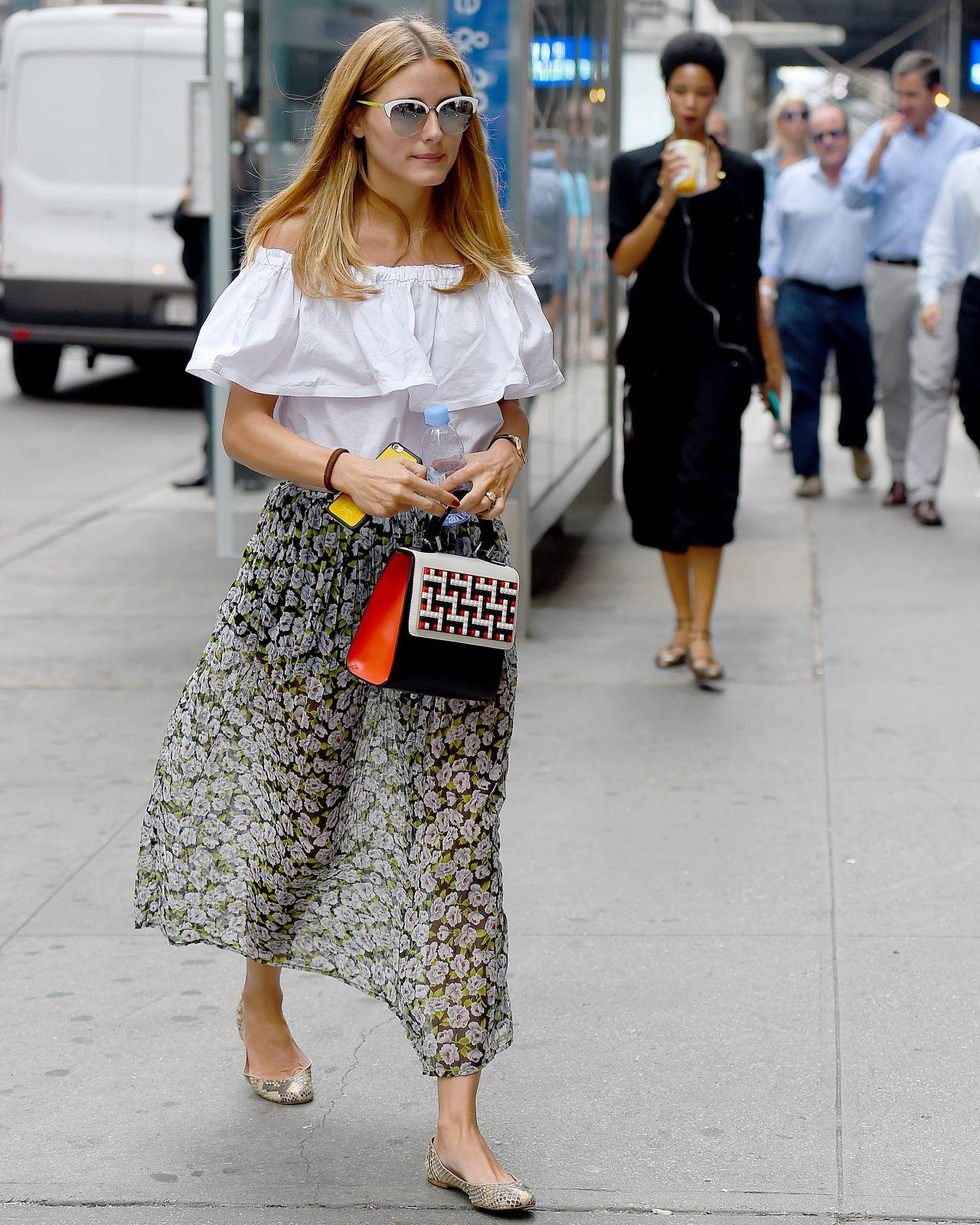 Olivia Palermo Casual Style Nw38 Regardsdefemmes