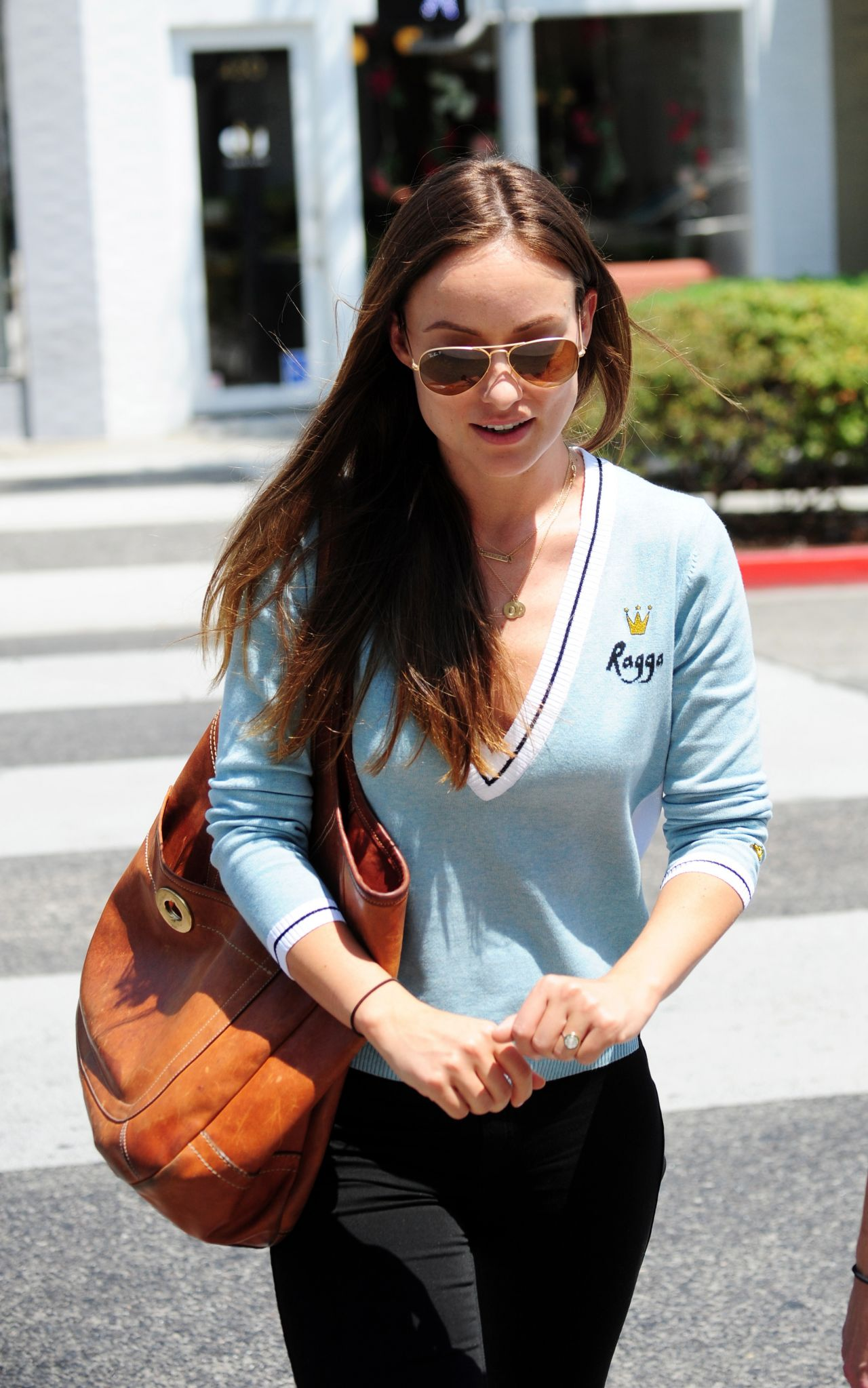 Olivia Wilde - Out in ... Olivia Wilde Twitter