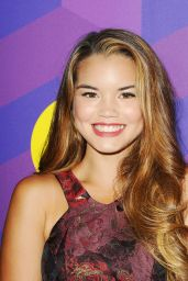 Paris Berelc – Just Jared's Way To Wonderland in West Hollywood, August 2015