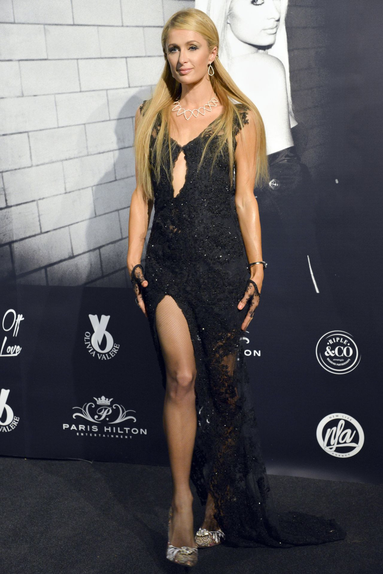 Paris Hilton At 'Olivia Valere' Disco in Marbella, August 2015 Paris Hilton