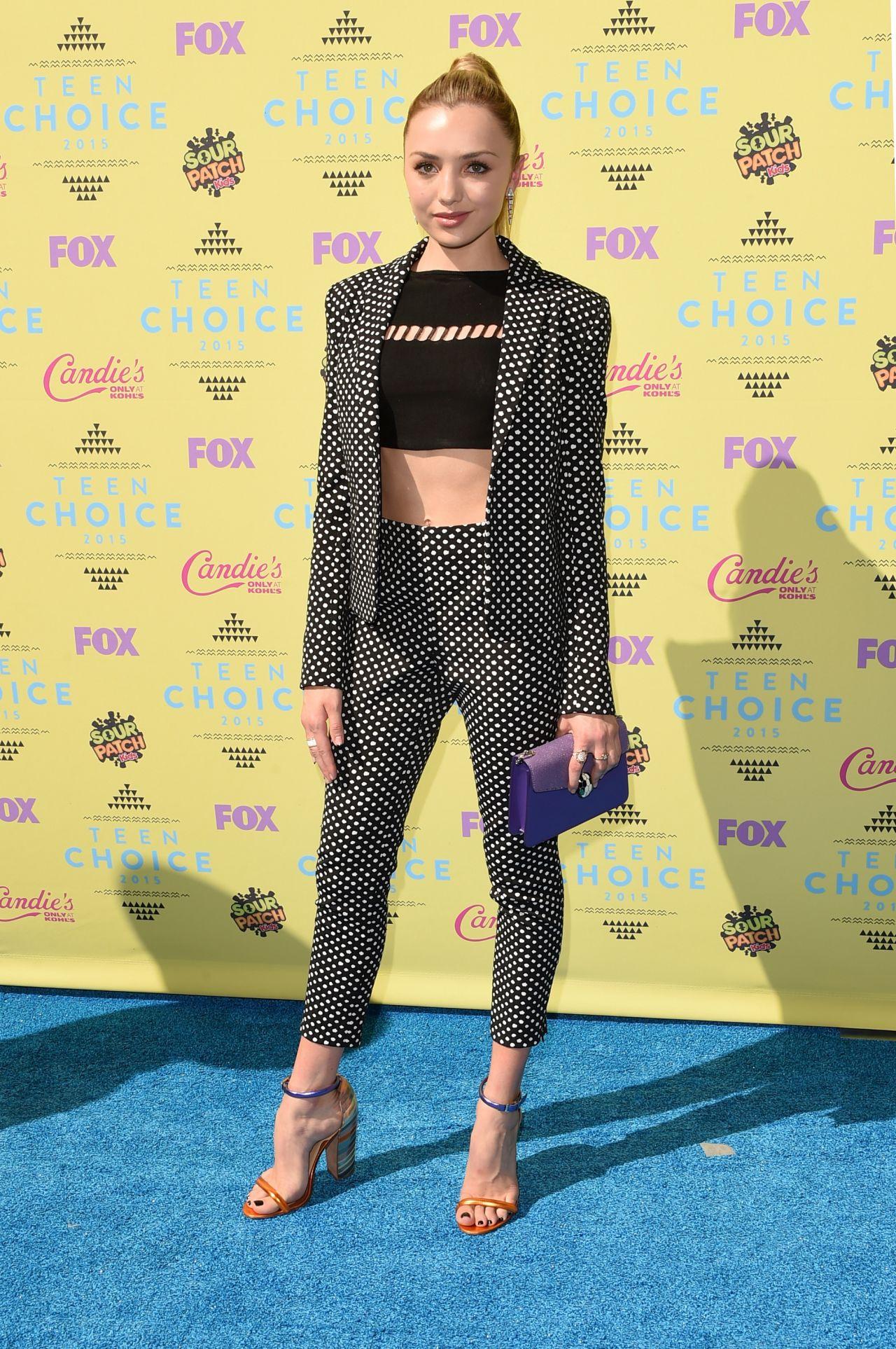 2015 Teen Choice Awards In Los Angeles