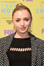 Peyton List - 2015 Teen Choice Awards in Los Angeles