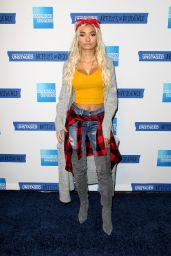 Pia Mia Perez - American Express UNSTAGED Artists in Residence Summit in Los Angeles