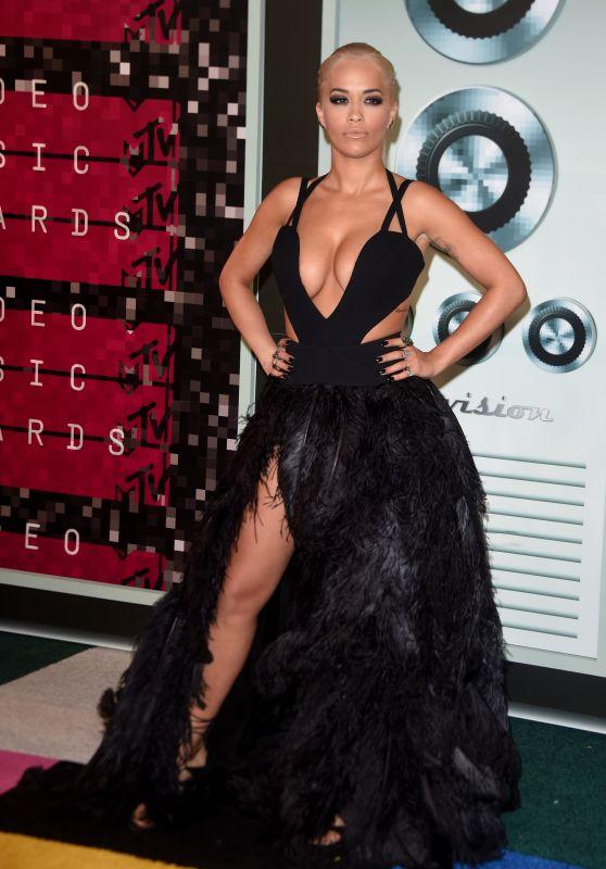 Rita Ora – 2015 MTV Video Music Awards at Microsoft Theater in Los Angeles