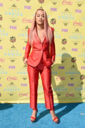 Rita Ora - 2015 Teen Choice Awards in Los Angeles