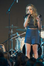 Sabrina Carpenter - D23 Expo 2015 in Aneheim