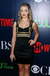 Sadie Calvano - 2015 Showtime, CBS & The CW