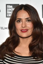 Salma Hayek - 2015 Film Society Of Lincoln Center Summer Talks