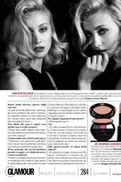 Sarah Gadon - Glamour Magazine Italy, September 2015 Issue