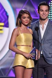Sarah Hyland - 2015 Teen Choice Awards in Los Angeles