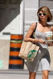 Sarah Hyland - Out in Toronto, August 2015