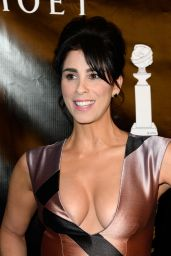 Sarah Silverman - 2015 Hollywood Foreign Press Association Grants Banquet in Beverly Hills