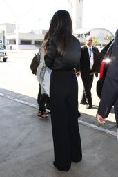 Selena Gomez at LAX Airport, August 2015