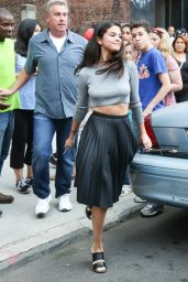 Selena Gomez - Leaving Her Hotel in New York City, August 2015