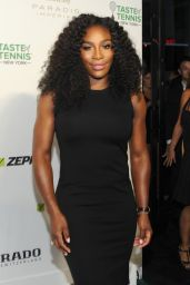 Serena Williams - 2015 Taste of Tennis Gala in New York City