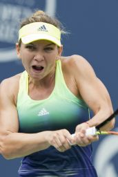 Simona Halep – 2015 Rogers Cup in Toronto, 3rd Round