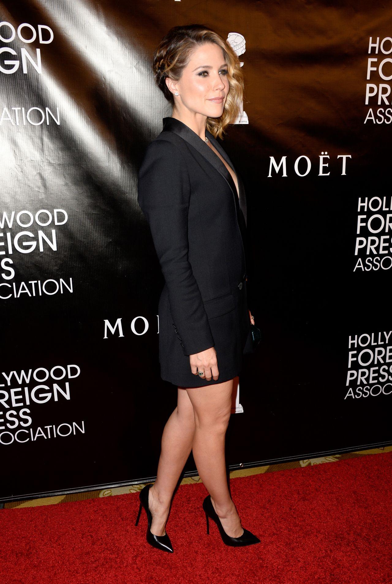 Sophia Bush 2015 Hollywood Foreign Press Association