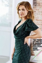 Sophia Bush - Health Magazine September 2015 Issue