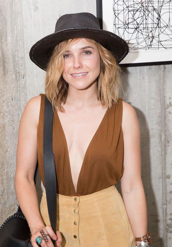 Sophia Bush - Soho House Chicago + Bacardi Festival Weekend Wrap Party in Chicago