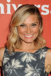 Spencer Grammer - NBC-Universal Press Tour - Beverly Hilton Hotel - Beverly Hills, August 2015