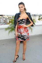 Stefanie Scott - Teen Vogue Dinner Party in Los Angeles, August 2015