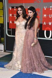 Stella Hudgens – 2015 MTV Video Music Awards at Microsoft Theater in Los Angeles