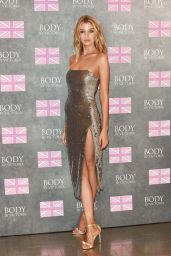 Stella Maxwell – Launches 'Body by Victoria' Collection in London, August 2015