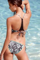 Taylor Marie Hill Bikini Pics – Victoria's Secret Swim Catalog 2015