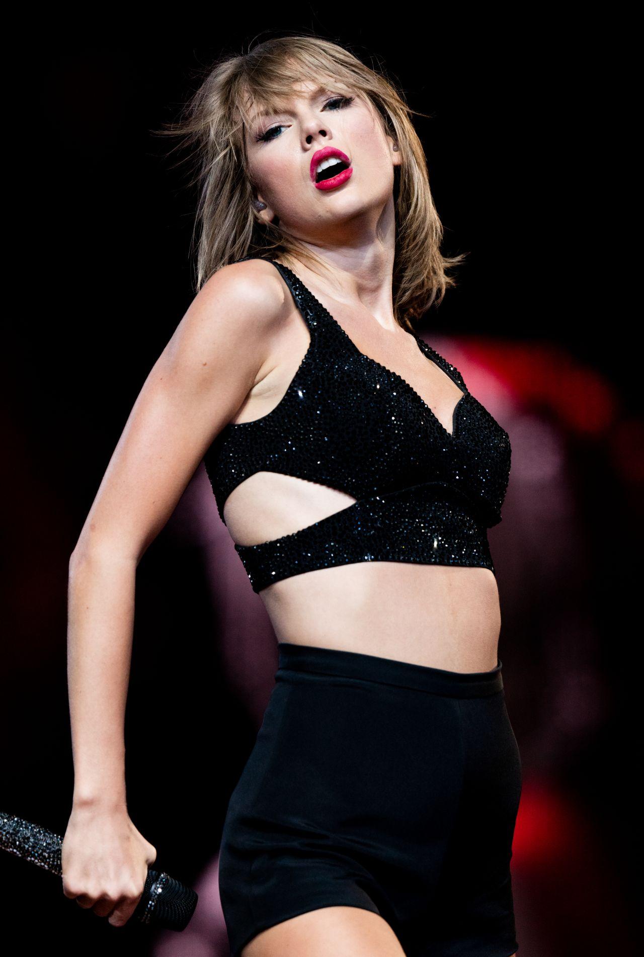 La famosa cantante Taylor Swift sufre de una terrible enfermedad