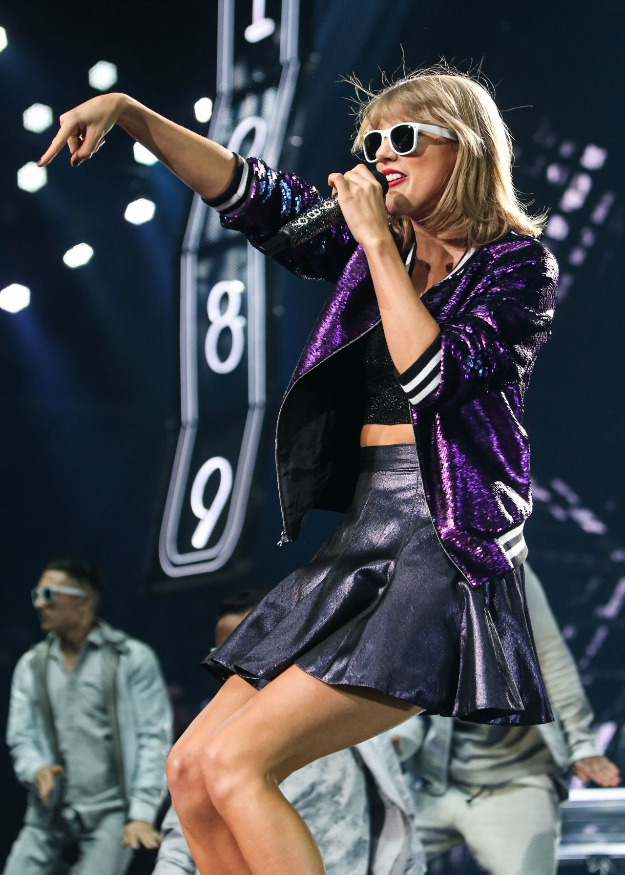 Taylor Swift - 1989 World Tour Concert in Los Angeles ... - photo#39
