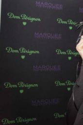 Tegan Martin – Dom Perignon Masquerade Party in Sydney, August 2015