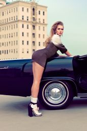 Teresa Palmer - Flaunt Magazine Issue #126