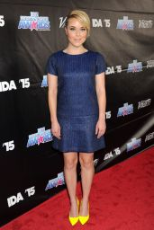Tina Majorino - 2015 Industry Dance Awards and Cancer Benefit Show at Avalon in Hollywood