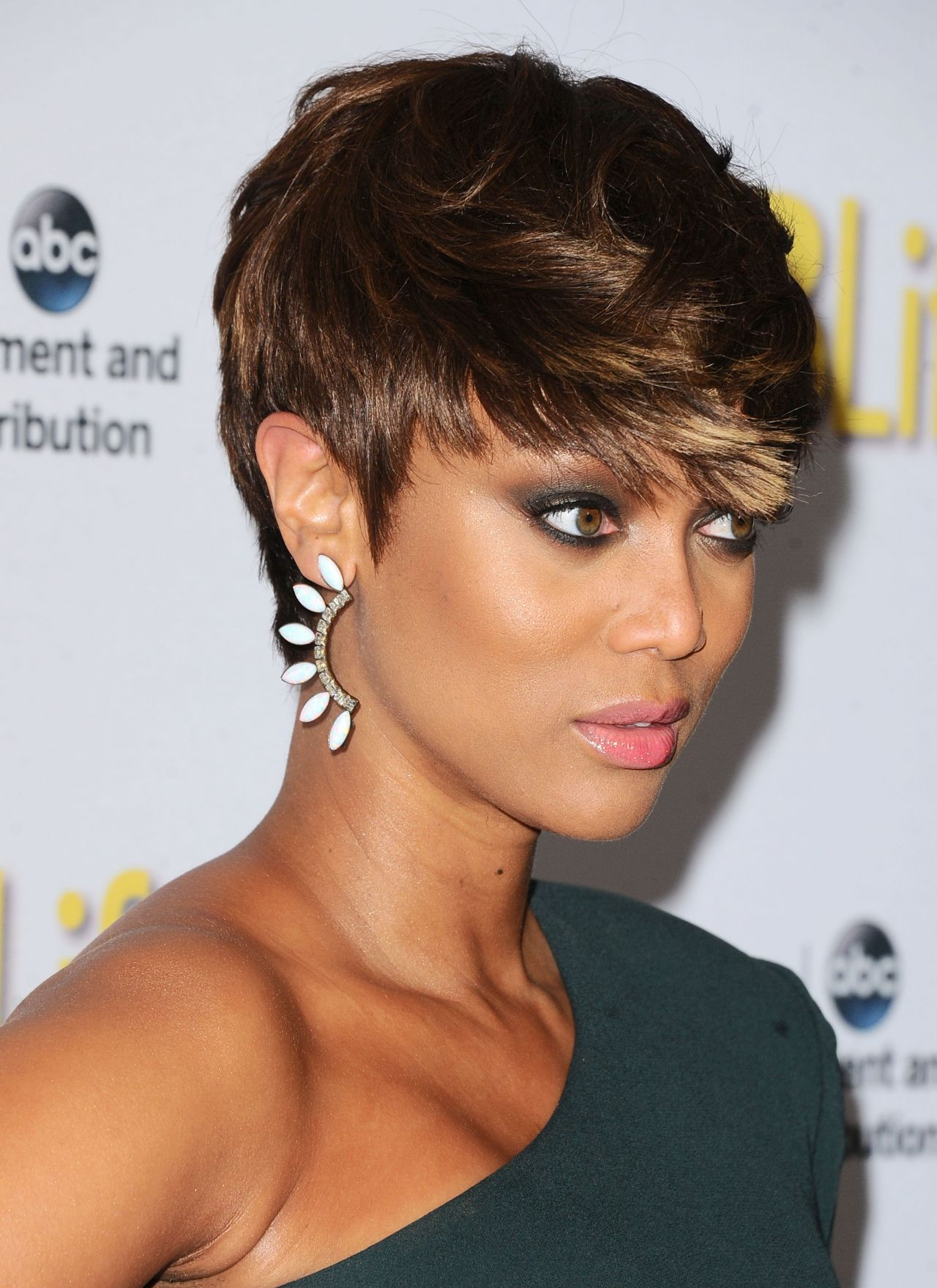 Tyra Banks Disney Abc 2015 Summer Tca Tour In Beverly Hills