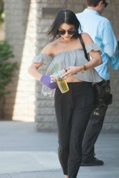 Vanessa Hudgens Out in LA, August 2015