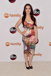 Vanessa Marano – Disney ABC 2015 Summer TCA Press Tour Photo Call in Beverly Hills