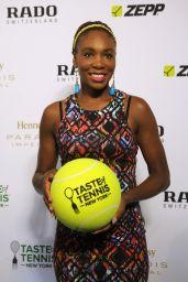 Venus Williams – 2015 Taste of Tennis Gala in New York City