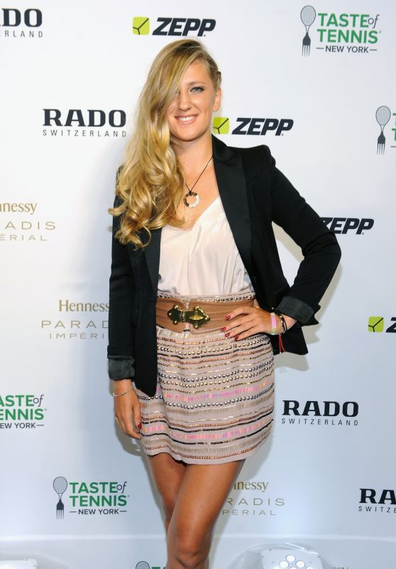 Victoria Azarenka – 2015 Taste of Tennis Gala in New York City