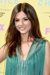 Victoria Justice - 2015 Teen Choice Awards in Los Angeles