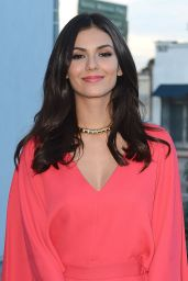 Victoria Justice - BCBG Max Azria Presents The Resort 2016 Collections in Los Angeles
