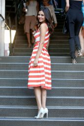 Victoria Justice - People Stylewatch Party in New York City, August 2015