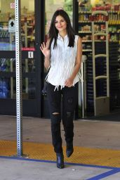Victoria Justice - Photoshoot for Biore at Walgreens in Los Angeles