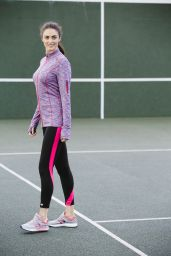 Violet Budd - Long Tall Sally Activewear 2015