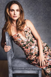 Natalie Portman - The Singapore Women's Weekly - October 2015