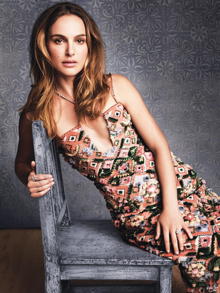 Natalie Portman - The Singapore Women's Weekly - October 2015