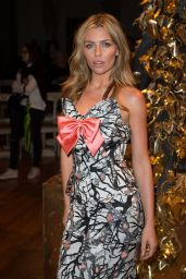 Abbey Clancy - GILES Show - London Fashion Week SS2016